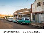 june 20  2017   founded in 1880 ... | Shutterstock . vector #1247185558