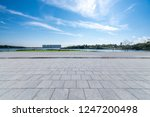 panoramic skyline and buildings ... | Shutterstock . vector #1247200498