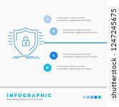 defence  firewall  protection ... | Shutterstock .eps vector #1247245675
