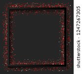abstract vector illustration of ... | Shutterstock .eps vector #1247267305