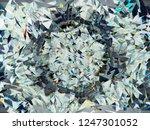 gemstone structure extreme... | Shutterstock . vector #1247301052