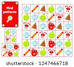 children educational game. find ... | Shutterstock .eps vector #1247466718