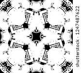 seamless pattern handkerchief... | Shutterstock . vector #1247487622