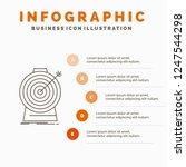 aim  focus  goal  target ... | Shutterstock .eps vector #1247544298