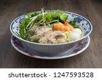 vietnamese pork and shrimp...   Shutterstock . vector #1247593528