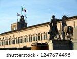 rome   italy   april 25  2015 ...   Shutterstock . vector #1247674495