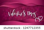vector illustration of... | Shutterstock .eps vector #1247712355