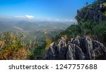 landscape nature view unseen in ... | Shutterstock . vector #1247757688
