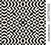 abstract colorful hexagon...   Shutterstock . vector #1247776102