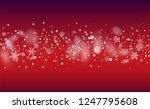 background for new year... | Shutterstock .eps vector #1247795608