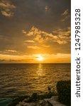 views around the small... | Shutterstock . vector #1247985328