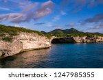 coastal  views around the... | Shutterstock . vector #1247985355