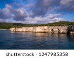 coastal  views around the... | Shutterstock . vector #1247985358