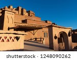 traditional architecture of the ... | Shutterstock . vector #1248090262