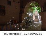 skoura  morocco   october 20 ... | Shutterstock . vector #1248090292