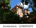 historical building of kasbah... | Shutterstock . vector #1248090295