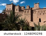 historical building of kasbah... | Shutterstock . vector #1248090298
