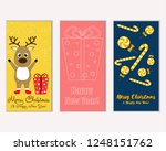 vector illustration of winter... | Shutterstock .eps vector #1248151762