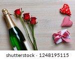 women's day  valentine's day. 8 ... | Shutterstock . vector #1248195115
