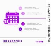 schedule  classes  timetable ... | Shutterstock .eps vector #1248199438