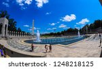 washington d.c.   u.s.a.  july... | Shutterstock . vector #1248218125