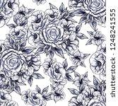 abstract elegance seamless... | Shutterstock .eps vector #1248241555