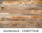 medium light brown reclaimed... | Shutterstock . vector #1248277618