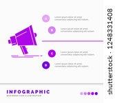 bullhorn  digital  marketing ... | Shutterstock .eps vector #1248331408