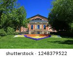 festspiele in bayreuth is a... | Shutterstock . vector #1248379522