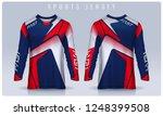 t shirt sport design template ...   Shutterstock .eps vector #1248399508