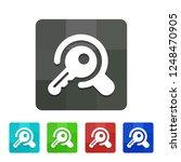 search keywords   app icon   Shutterstock .eps vector #1248470905