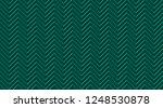 chevron zig zag emerald  dark... | Shutterstock .eps vector #1248530878