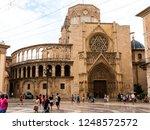 valencia  spain   august 23 ... | Shutterstock . vector #1248572572