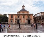 valencia  spain   august 23 ... | Shutterstock . vector #1248572578