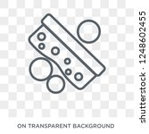 scouring pads icon. trendy flat ... | Shutterstock .eps vector #1248602455