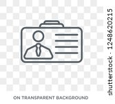 business accounts icon.... | Shutterstock .eps vector #1248620215