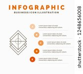 arrange  design  layers  stack  ... | Shutterstock .eps vector #1248656008