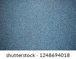 carpet blue gradient texture | Shutterstock . vector #1248694018