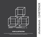 arrange  design  stack  3d  box ...