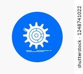 setting  data  management ...   Shutterstock .eps vector #1248741022