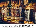 bucharest romania   november 22 ... | Shutterstock . vector #1248798715
