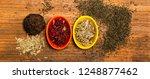 several traditional oriental...   Shutterstock . vector #1248877462