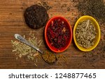 several traditional oriental...   Shutterstock . vector #1248877465