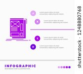 wire  framing  web  layout ...   Shutterstock .eps vector #1248880768