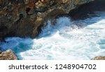 waver power broken the rocks   Shutterstock . vector #1248904702