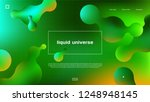 trendy abstract background .... | Shutterstock .eps vector #1248948145