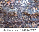 walls with a variety of forms...   Shutterstock . vector #1248968212