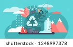 environment vector illustration....
