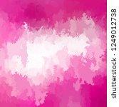 abstract modern vector... | Shutterstock .eps vector #1249012738