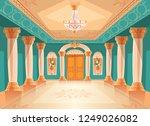 Ballroom Or Palace Reception...